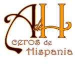 Logotipo de Aceros de Hispania. E-commerce de Teruel